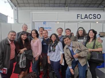Grupo de participantes en el IV Encuentro