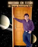 Jorge Valentín Miño, arte promocional de una tertulia para presentar uno de sus cuentos