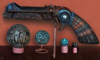 Para los militares aztecas los misteriosos palos de fuego y navíos traídos por los extranjeros fueron de interés particular. Después de un estudio cuidadoso de esos objetos, los artesanos aztecas pudieron replicar y mejorar aquella tecnología.
