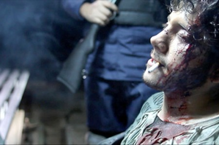 El actor quiteño Jorge Ulloa, conocido por dirigir y actuar en los 'sketches' de EnchufeTV, interpretó en el filme a Francisco.