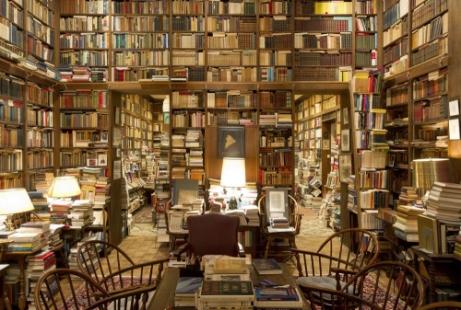 Biblioteca-de-Richard-Macksey