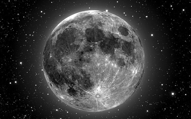 Moon-Background-Free