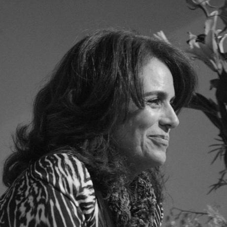 Gabriela Alemán (Fotografía: Fotografía de Ricardo Centeno)