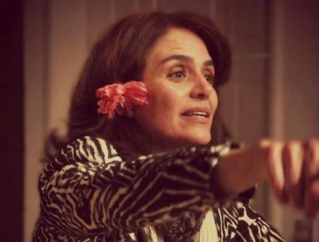 Gabriela Alemán. Fotografía de Karla Pazmiño Fernández