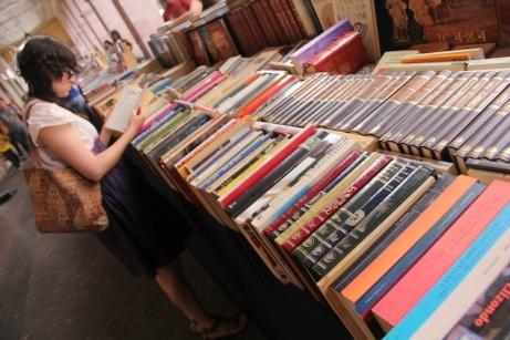 Libros exhibicion