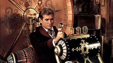 "Fotograma del film ""The Time Machine"" en base a la obra de H.G. Wells"