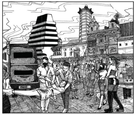 Ilustración: Fabián Patinho