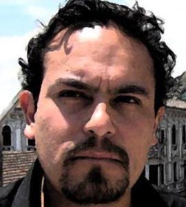 El autor, Xipali Santillán