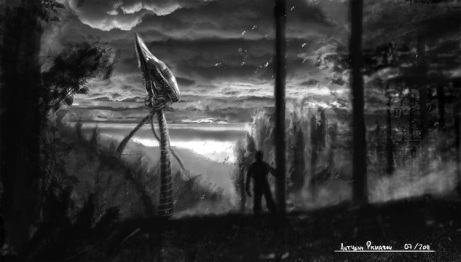 War of the Worlds by Anthony Pismarov