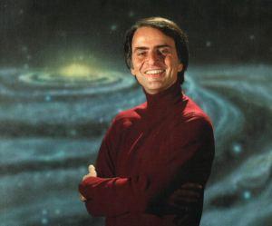 Carl Sagan y su obsesión por otros mundos.