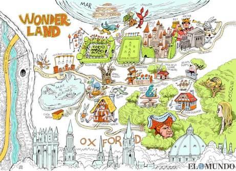 LUIS PAREJO (Ilustración), tomado del diario El País (España); forma parte de una infografía animada e interactiva por  JAVIER J. BARRIOCANAL (infografía): http://www.elmundo.es/grafico/cultura/2015/05/30/556881b6268e3ee8518b4594.html