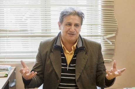 Astrofísico ecuatoriano Ericson López.