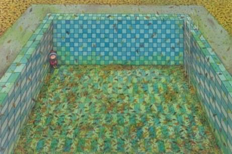 Ilustración: Jimmy Liao (2008). Esconderse en un lugar del mundo