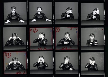 David Bowie - 'Heroes Contact' Sheet. From the book 'Bowie By Sukita'. Artists Photo, Bowie Bowie, Book Bowie, Contact Sheet, Bowie Heroes, Heroes Contact, Awesome Art Photog, David Bowie, Bowie B W.