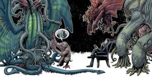 Ilustración de Juan Calle, tomado de: http://www.oldskull.net/2014/06/15-ilustraciones-sobre-h-p-lovecraft/