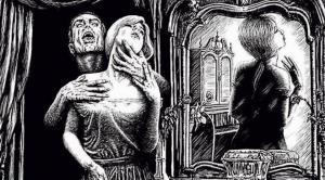 En 'El Vampiro' escrito por John Polidori el monstruo no chupaba la sangre de sus víctimas.