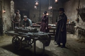 Fotograma de la serie Dreadful.