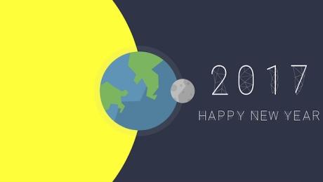 ¡Feliz año nuevo 2017 Ciencia ficcionarios!