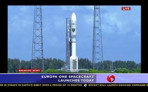 Mandar a seis personas a Europa parece que requiere solamente un Atlas V (NASA).