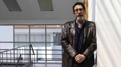 El escritor ecuatoriano Santiago Páez hace una reflexión sobre la novela distópica en Ecuador. Foto: Archivo/EL COMERCIO